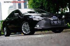 Impresi Tampilan Agresif Toyota Camry Hybrid