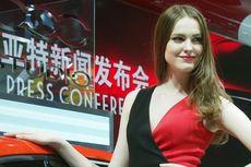 Gadis Seksi Beijing Motor Show 2014