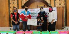 Salurkan Bantuan ke 740 Anak Yatim, Dompet Dhuafa Gandeng LinkAja, Telkomsel, dan Jasa Marga