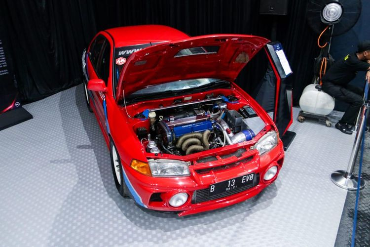 Ajang Intersport Auto Show Grand Final