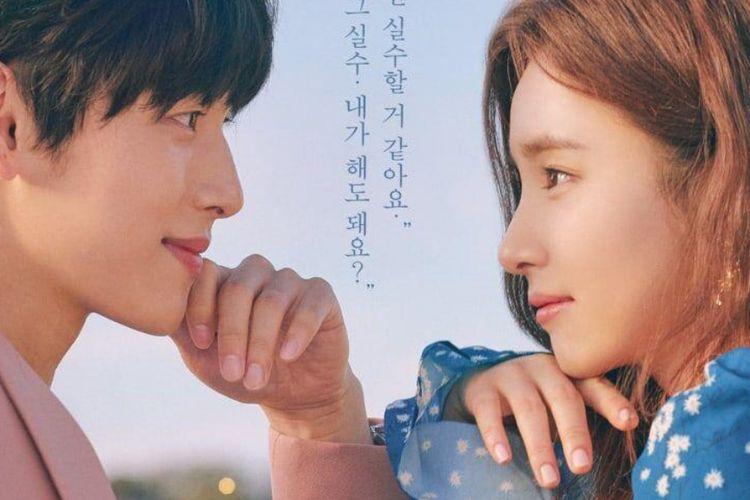 Poster drama Korea Run On.
