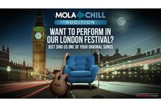 Mola Siarkan Langsung Final Mola Chill Audition London, Beka dan Joy Crookes Ikut Jadi Juri