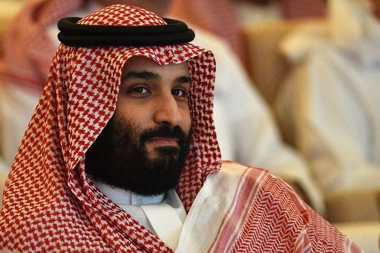 Pangeran Mohammed bin Salman.