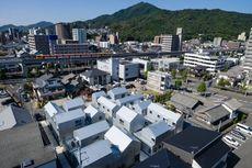 Kecenya Hunian Mikro di Jepang