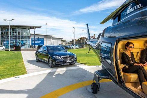 Mercedes-Benz Manjakan Konsumen dengan Taksi
