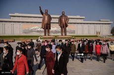 Kim Jong Un Rayakan Ulang Tahun Pendiri Korea Utara