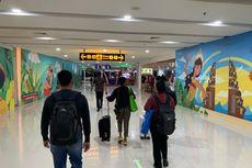 PPKM di Jawa-Bali, Jumlah Penumpang Pesawat ke Bali Stabil