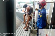 Depresi karena Sakit, Pria 29 Tahun Berupaya Lompat dari Lantai 4 RS di Menteng