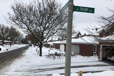 Nama Trump di Jalan Ibu Kota Kanada Akan Diganti karena Warga Malu