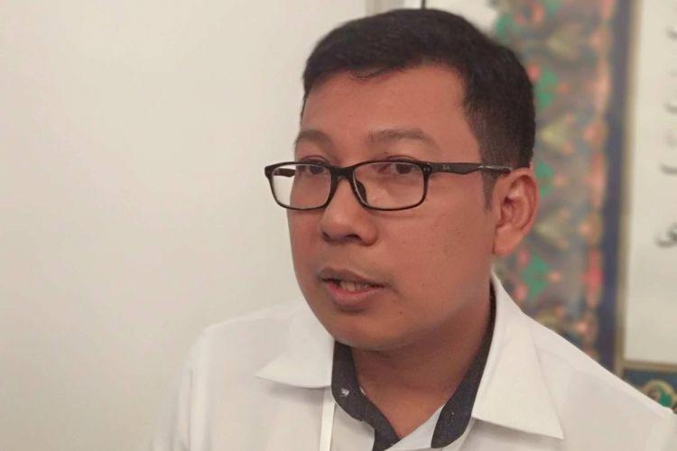 Direktur Utama PT RNI Arief Prasetyo Adi