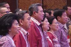 SBY dan Boediono Hadiri Puncak Perayaan Hari Anak Nasional di TMII