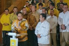 Airlangga Hartarto dan Prabowo Subianto Akan Bertemu Senin Sore Ini