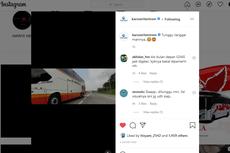 Spion Kamera pada Bus Garapan Karoseri Tentrem, Terbentur Aturan