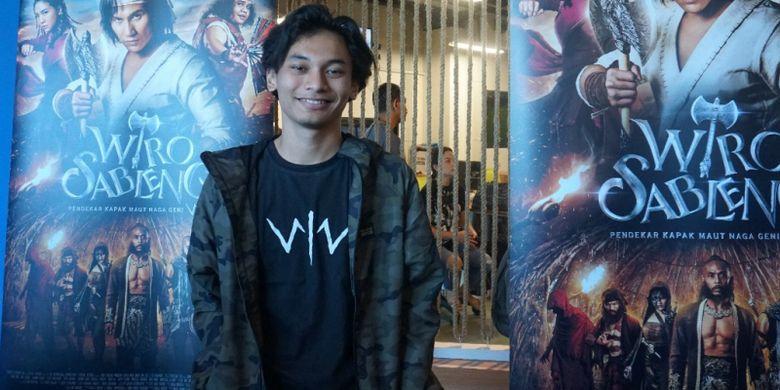 Yusuf Mahardika, pemeran Pangeran di film Wiro Sableng.