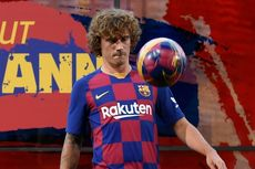 Barcelona Vs Chelsea, Griezmann Harus Terbiasa dengan Gaya Main Barca