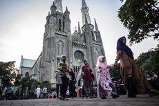 Indahnya Toleransi Masjid Istiqlal dan Gereja Katedral