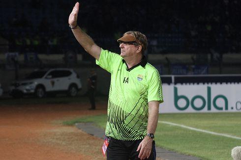 Pelatih Persib Wacanakan Jamu Persija di Malaysia atau Singapura