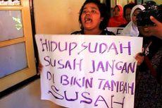 Lagi, PKL Cirebon Serbu Kantor Disperindag
