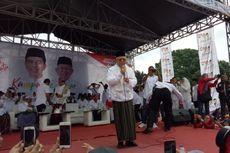 Ma'ruf Amin Kampanye di Bogor, Jurkam Klaim Suara Paslon 01 Unggul Tipis di Jabar