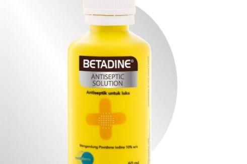 Sejarah Betadine, Bermula dari Eks Kopassus yang Berjualan Obat Merah