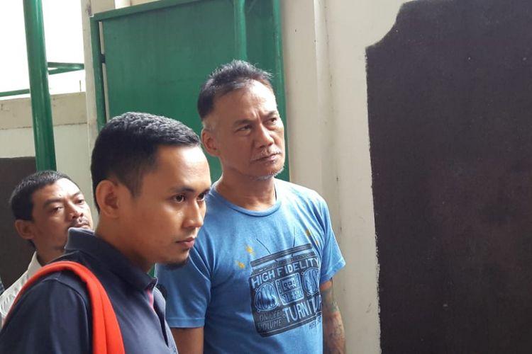 Tio Pakusadewo menjalani sidang perkara penyalahgunaan narkoba di Pengadilan Negeri Jakarta Selatan, Senin (5/7/2018).