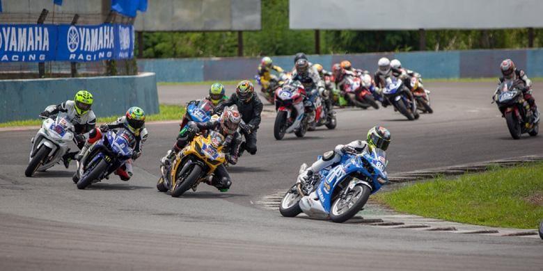 Yamaha Sunday Race di Sentul.