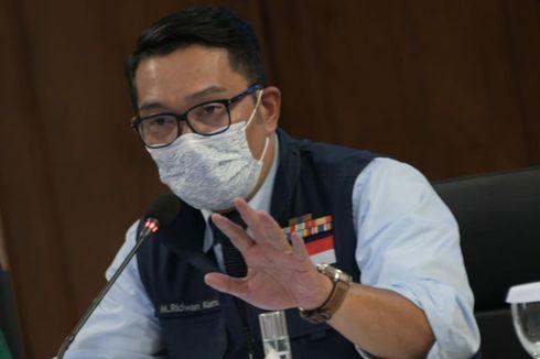 Soal Wacana PSBB atau Lockdown Regional, Ini Tanggapan Ridwan Kamil