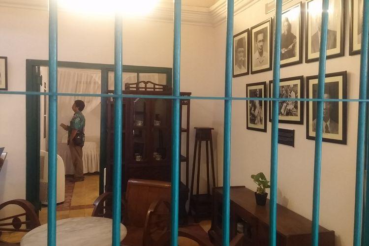Museum Rumah HOS Tjokroaminoto di Jalan Peneleh VII Surabaya