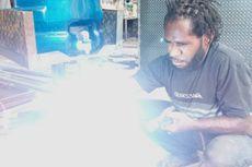 Cerita Yason Pemuda Papua Ciptakan Kompor Oli Bekas, untuk Rumah Tangga hingga Ritual Adat