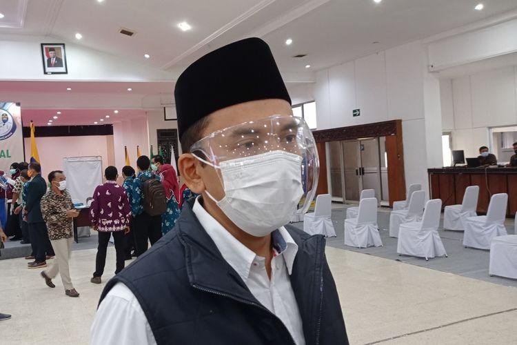 TGH M Zainul Majdi atau akrab disapa Tuan Guru Bajang (TGB)