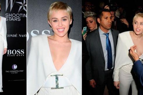 Tak Ada Kritik Pedas untuk Penampilan Pertama Miley Cyrus di 2015