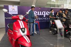 Peugeot Scooter Diskon Rp 3,5 Juta Selama IIMS Moto Bike Expo