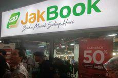 DKI Resmikan Jakbook, Pasar Buku Pertama di Jakarta