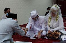 Terjerat Kasus Narkoba, Seorang Tahanan Menikah di Mapolres Bandara Soekarno Hatta