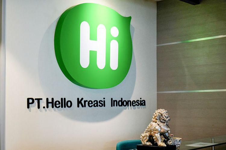 Hi App Indonesia, merupakan aplikasi komunikasi berbagi pesan buatan lokal dengan beragam fitur.