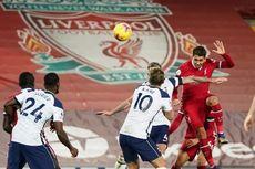 Hasil Liverpool Vs Tottenham, Tandukan Firmino Bawa The Reds ke Puncak