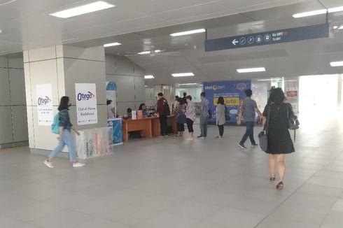 Diskon Tarif MRT Berakhir, Jumlah Penumpang Turun 5 Persen