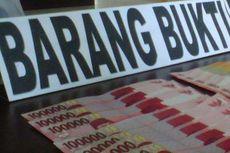 Polisi Bongkar Sindikat Pengedar Uang Palsu Rp 1 Miliar, 4 Orang Ditangkap