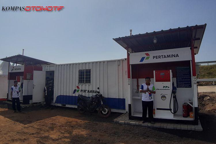 BBM Portabel Pertamina di Probolinggo Timur