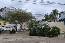 Kecepatan Angin Mencapai 85 Kilometer per Jam, Siklon Tropis Seroja Terjang Kupang, Ini Dampaknya