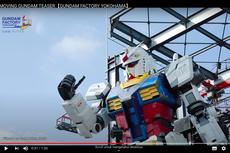 Bisa Bergerak, Gundam Setinggi 18 Meter Akan Dipamerkan 19 Desember