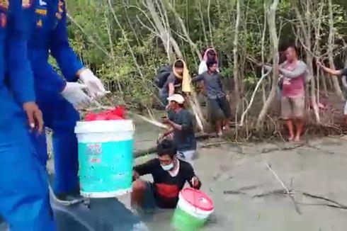 Telantar di Hutan Bakau, 13 TKI Ilegal Mengaku Ditipu Tekong Kapal dan Tak Makan Dua Hari