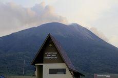 Hari Ini Gunung lle Lewotolok 2 Kali Meletus Disertai Dentuman Keras
