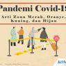 Catat, Ini Daftar Zona Merah Covid-19 di Jakarta, Bekasi, dan Depok