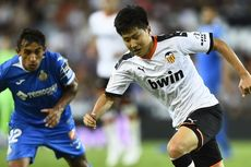 Hasil Liga Spanyol, Pemain Korea Selatan Ulang Sejarah Seniornya
