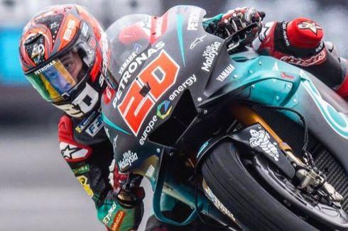 Quartararo Optimis Raih Hasil Gemilang di MotoGP Thailand
