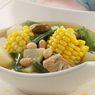 Makan Siang Rumahan, Resep Sayur Asem Jakarta