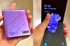 Samsung Pamer Sosok Asli Ponsel Lipat Galaxy Z Flip di Oscar 2020