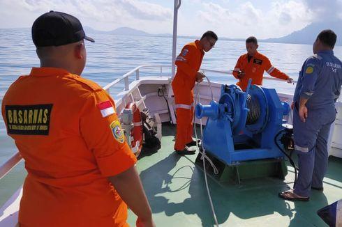 Gelombang Tinggi Hambat Pencarian Korban KM Pieces yang Tenggelam