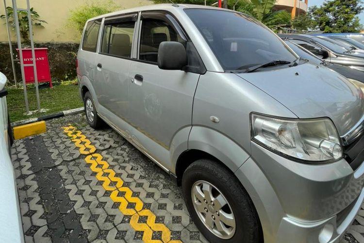 Mobil Suzuki APV yang akan dilelang pemerintah awal Juni 2021